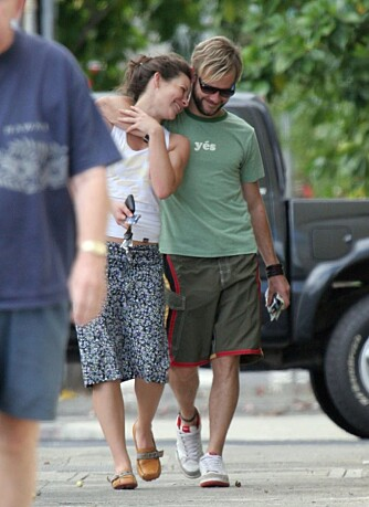 Evangeline Lilly og Dominic Monaghan