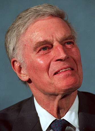 Charlton Heston i 1997
