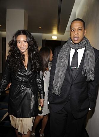 Beyoncé Knowles og Jay-Z