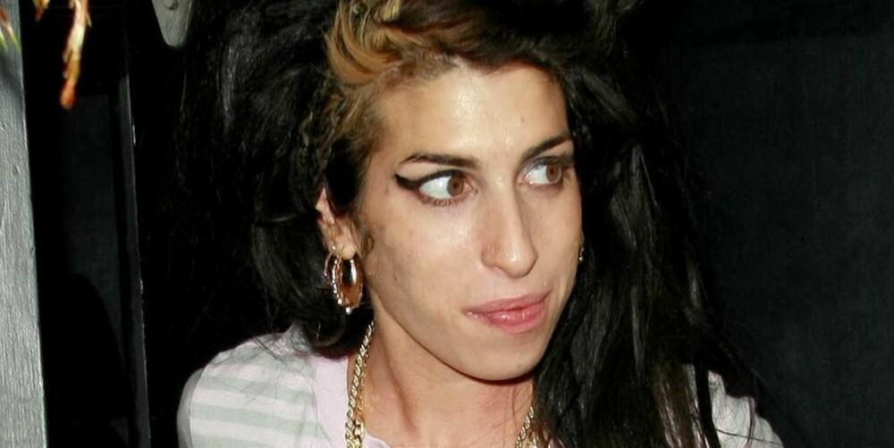 KOTPUSTET: Amy Winehouse har problemer med å puste, ettersom lungevevet stivner når man har lungeemphysem.