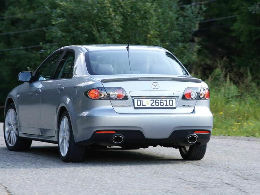 Mazda 6 Mps Test