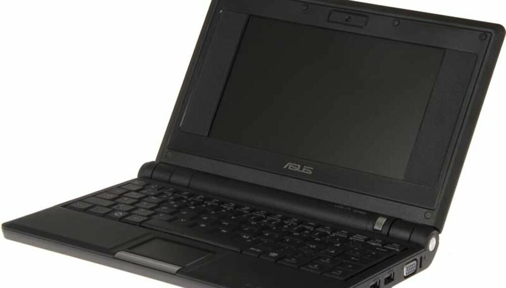 For alle som har lyst på en liten og lett reise-PC, kan Asus Eee være noe å se på. PC-en har lite lagringsplass, men filmer etc. kan tas med på et SD-minnekort.