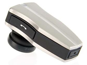 GULL ELLER STÅL: Jabra JX10 cara finnes i stål- eller gull-design.