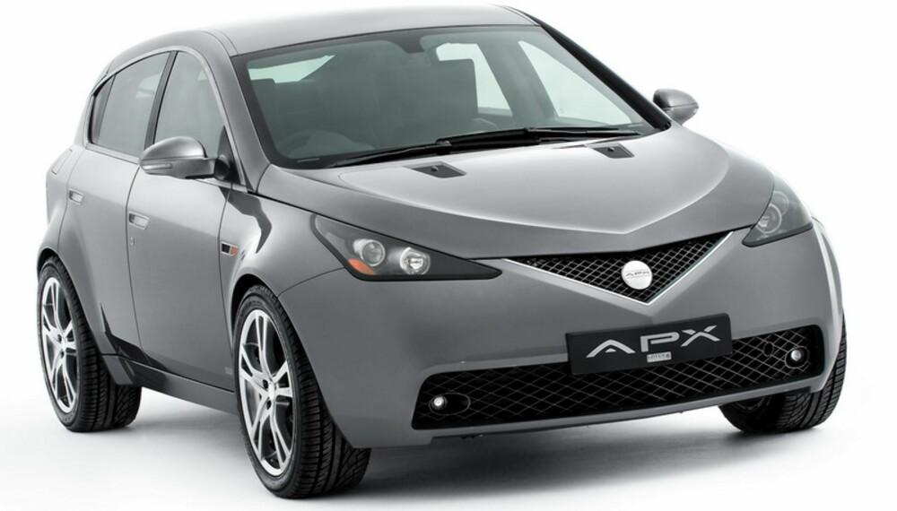 Lotus´ APX-konsept ser ikke akkurat ut som en sportsbil, men lav vekt og 644 hk burde gjøre den morsom.