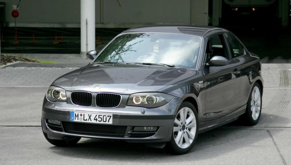Bilen er kompakt og lett, og en herlig basis for en ordentlig kjøreglad coupé. Foto: Automedia