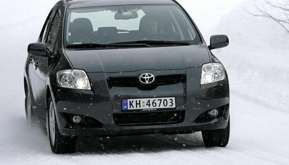 Nordmenn har Toyota øverst på ønskelisten når de skal kjøpe ny bil.