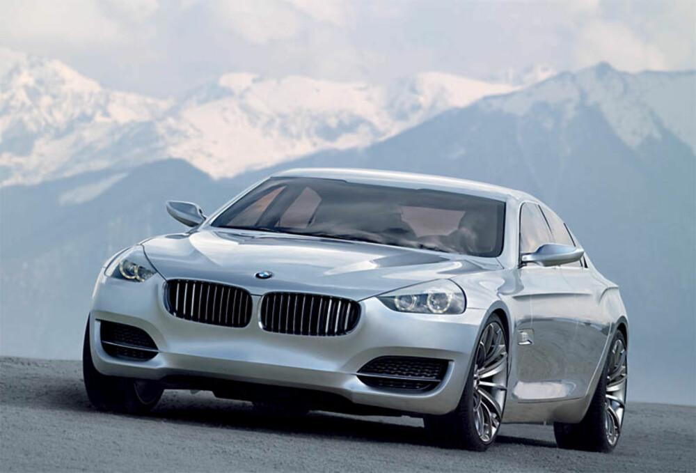 Lav, bred og sint  vi ser gjerne for oss en slik med 8-Serie-navnet på, selv om BMW ikke vil snakke i de baner.