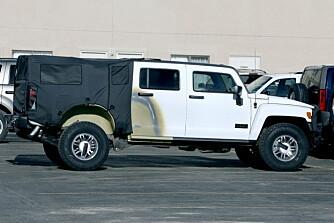 Bilen blir sannsynligvis tilgjengelig med en hardtopp over planet. Foto: Automedia