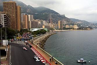 Formel 1 i Monaco. Foto: Sutton
