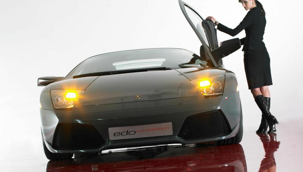 En Murciélago er en ekstrem bil. LP640 er Lamborghinis ansiktsløftede variant. Bilen er rett og slett perfeksjonert.