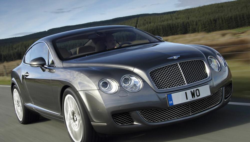 Med lavere og fastere understell og enda mer motor skal GT Speed være den kjøreglade Bentley-en.