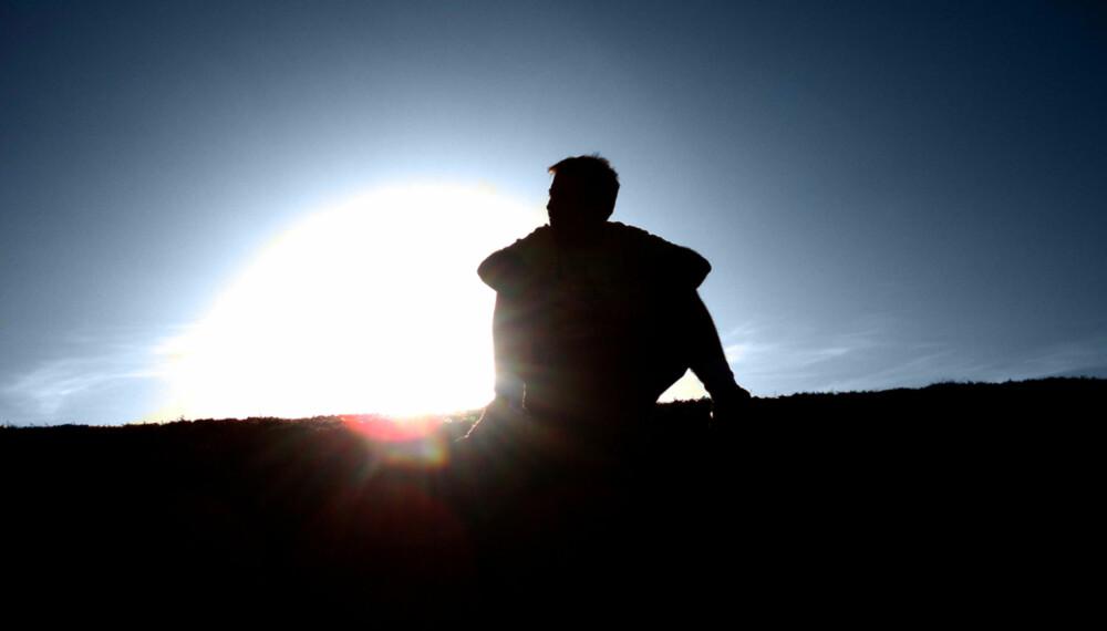 En undersøkelse viser at overraskende mange sliter med å være aleneboende. Foto: Elise McLaughlin