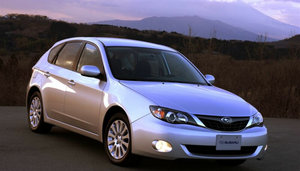 Subarus nye Impreza WRC.