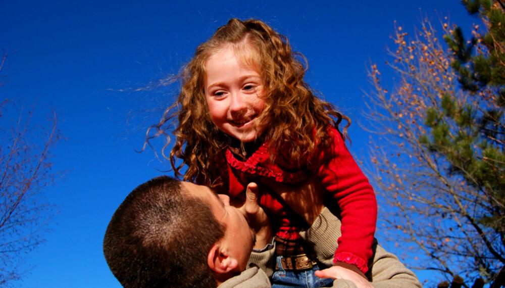 - Det gjelder å ta grep kjapt for å unngå langvarig konflikt som vil skade barna, sier Roger Sollied Johansen, leder i Foreningen 2 Foreldre. Foto: Benjamin Earwicker