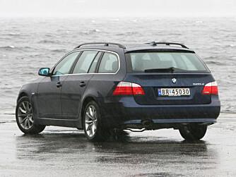 TOURING. Samme kjøreglede, mer fleksibilitet.