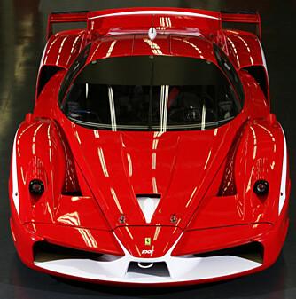 Vi tror nok de drøyt tjue heldige utvalgte har noen fine testdager, enten testene er i Ferraris eller i deres eget regi.