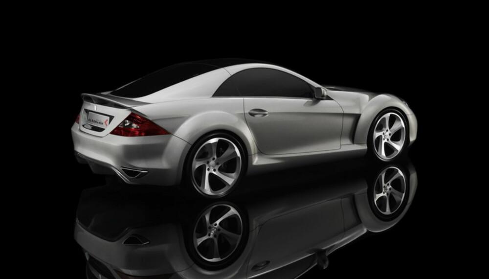 GTK er designet for å være både flott å se på, muskuløs, og for å fungere godt i høy fart. Med 540 hk og 300 km/t i toppfart er det jo greit at bilen er god å kjøre.