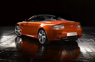 I N400-variant er V8 Vantage Roadster enda tøffere, og enda kjappere.