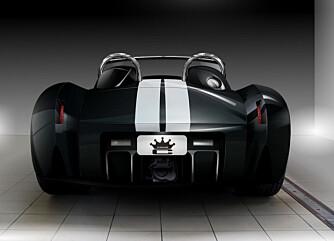 Under det heftige skallet finner vi teknikk fra Corvette Z06. Med en sjuliters V8, over 500 hk og under et tonn å dra på, er dette nødt til å bli heftig.