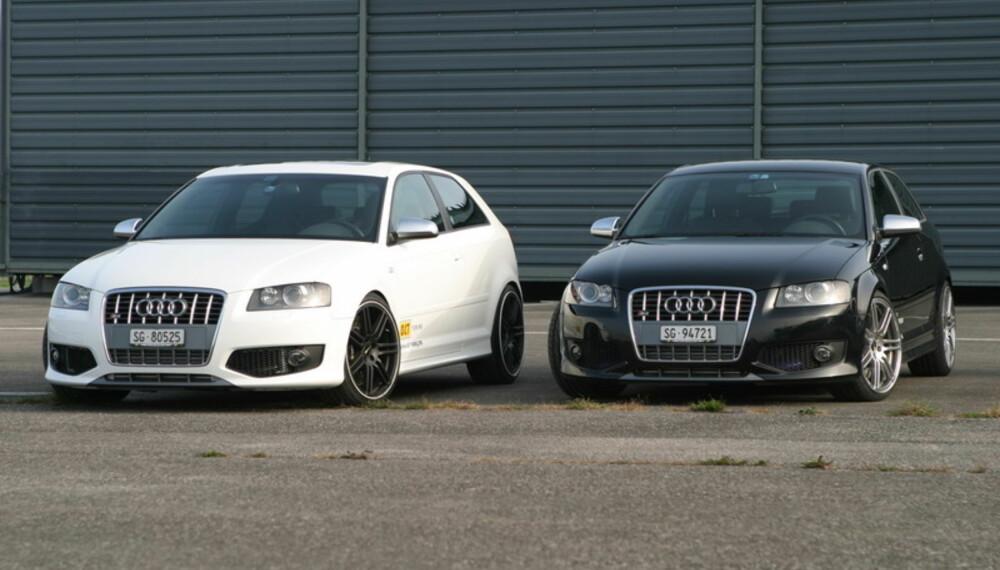 Tuneren lover at Audi S3 skal bli enda mer underholdende å kjøre, etter at de har gitt den et nytt understell og nye hjul.