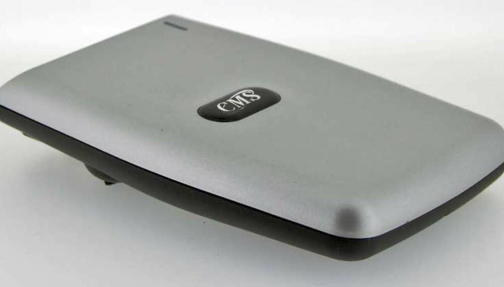 CMS ABS Plus Notebook 80GB byr på en enkel og grei måte å ta backup av HELE PC-en. Støtter i skrivende stund ikke Vista.