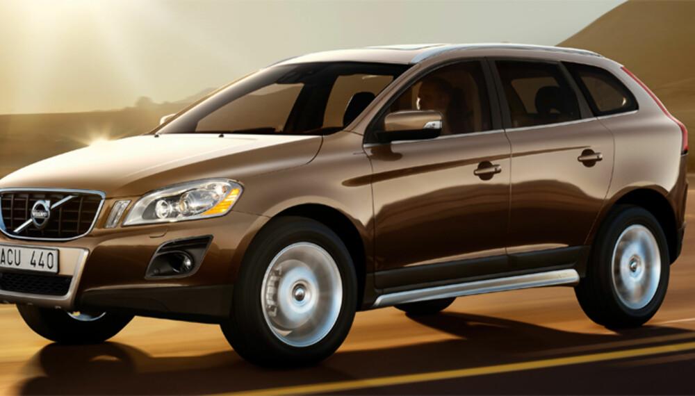 Den kompakte XC60 får umiskjennelig Volvo-utseende, men samtidig tar designerne formspråket et skritt videre.