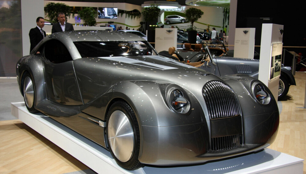 Se konseptbilene på Vi Menn-TV.