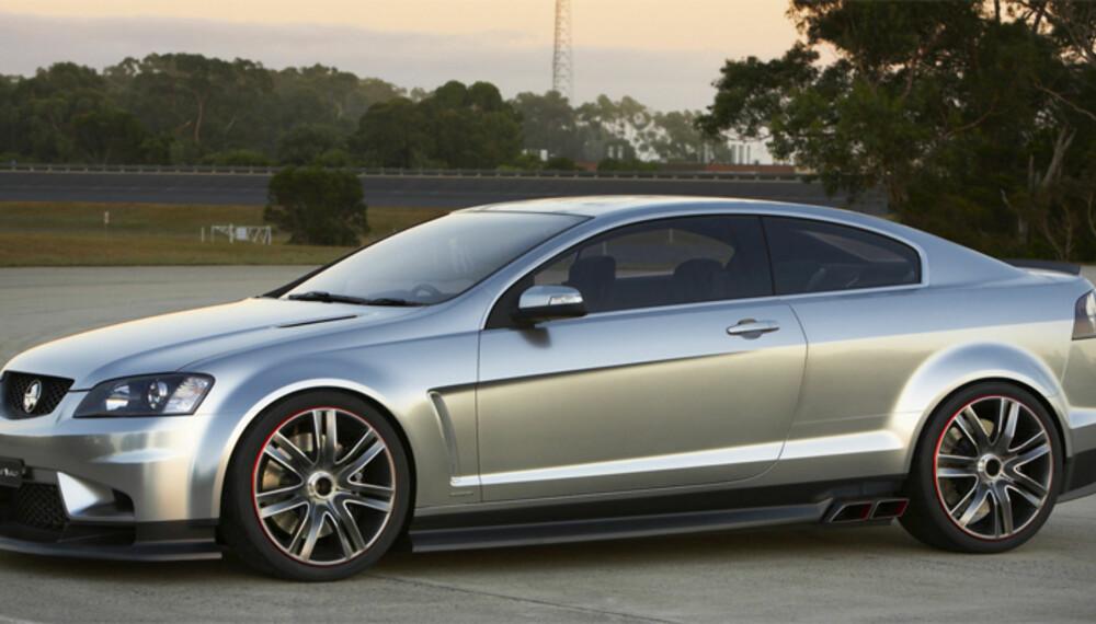 Den barske coupéen er kortere enn sedanen den er basert på, og med massevis av muskuløse og tøffe detaljer.