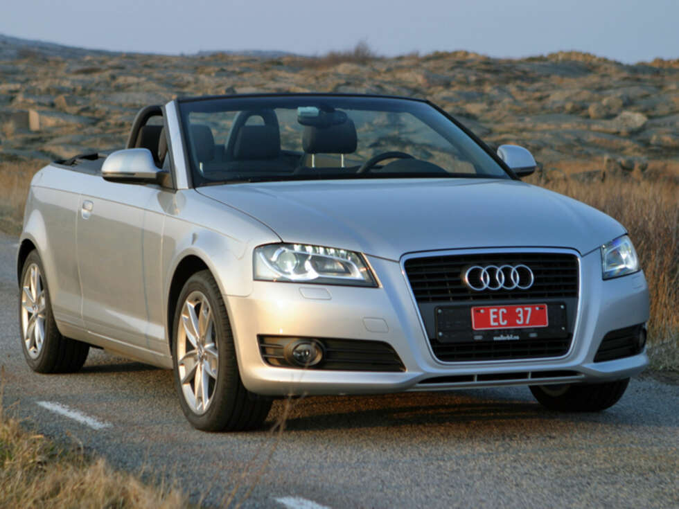 test audi a3 cabriolet 1 8 tfsi 2008 arkiv. Black Bedroom Furniture Sets. Home Design Ideas