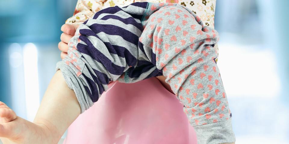 """AVFØRING HOS BARN: All barneavføring er generelt normal, men det finnes ulike """"typer"""". Slik tolker du det. FOTO: Getty Images"""