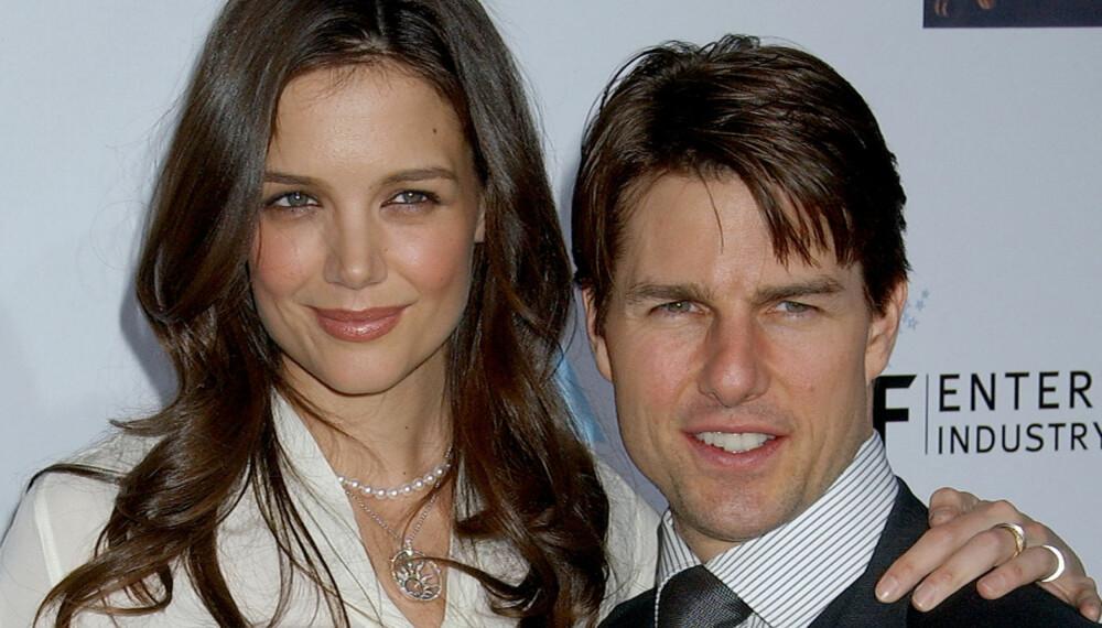 Alt er ikke idyll for Tom Cruise og Katie Holmes. (Foto: WireImage/All Over)