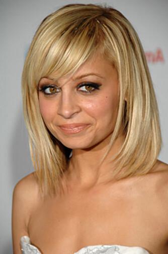 Gravide Nicole Richie har vært kokainmisbruker lenge.