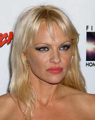 Pamela Anderson har tatt kokain.