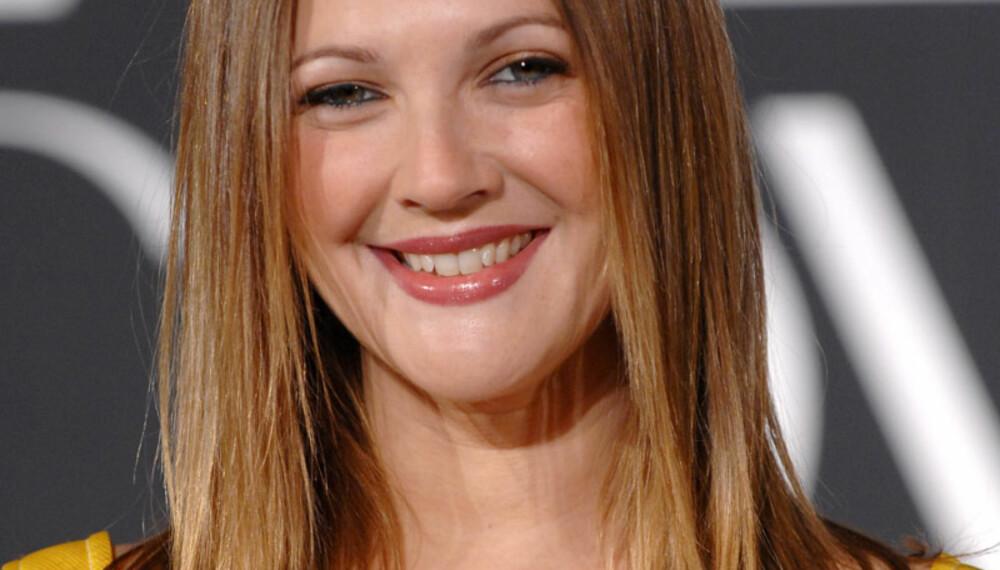 Skuespiller Drew Barrymores siste erobring er en tv-lege. (Alle foto: WireImage/All Over)
