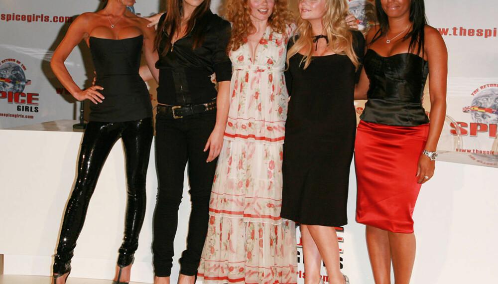 Victoria Beckham er lederen i gjengen. Nå setter hun de andre band-medlemmene på en rigid slankekur.