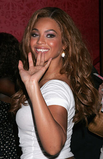 Beyoncé Knowles er heller ikke like sexy som Salma. (Foto: WireImage/All Over)