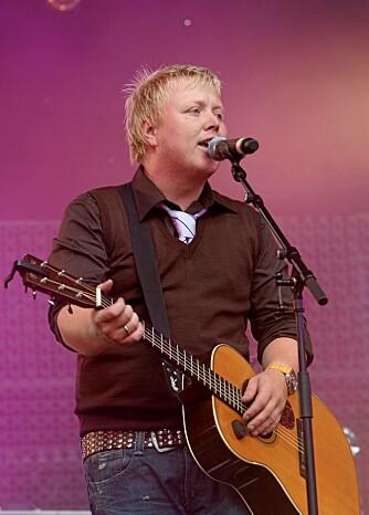 """POPULÆR: Kurt har solgt over 80.000 eksemplarer av sin siste plate """"Raise to the occasion""""."""