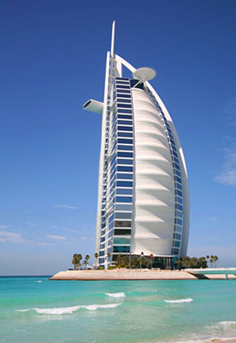 Dubai seilte opp som en overraskelse til plass nummer 24. (Foto: iStockphoto)