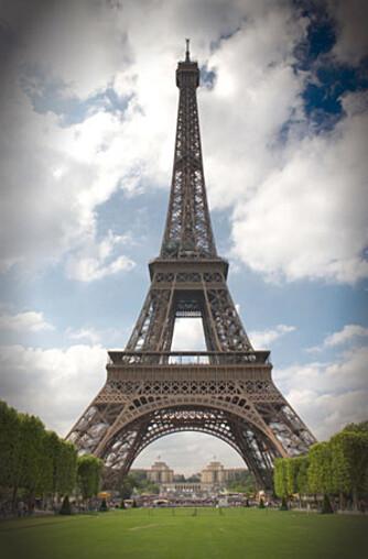 Paris ble moteby nummer tre. (Foto: iStockphoto)