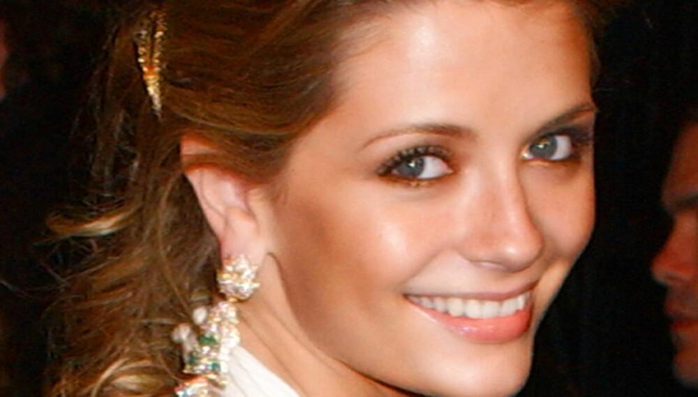 Mischa Barton vet at iøynefallende juveler gjør seg best på unge damer. (Foto: WireImage/All Over Press)
