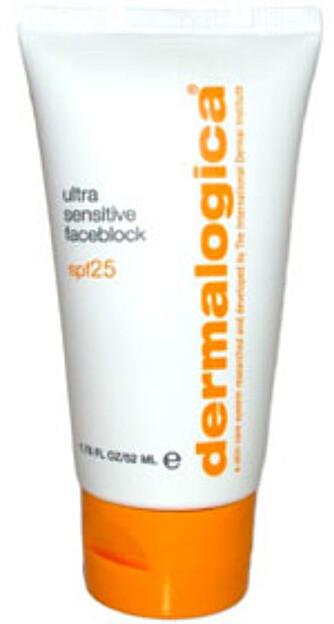 Solkrem for ansiktet fra Deromalogica, med naturlig farge som jevner ut huden. (Foto: Lookfantastic.com)