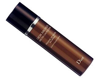 Dior Bronze sun powder spray, kr 390.