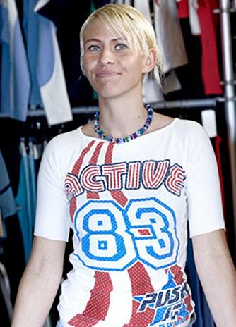 Ellen Knutsen gir nytt liv til gamle klær med merket Who Knew!?