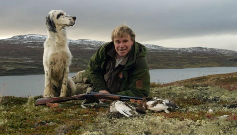 Valg av valp - tispe eller hannhund? Det er spørsmålet. Svaret er å definere dine behov, og huske at en jakthund lever 10-12 år. (Foto: Bjørn Brendbakken)