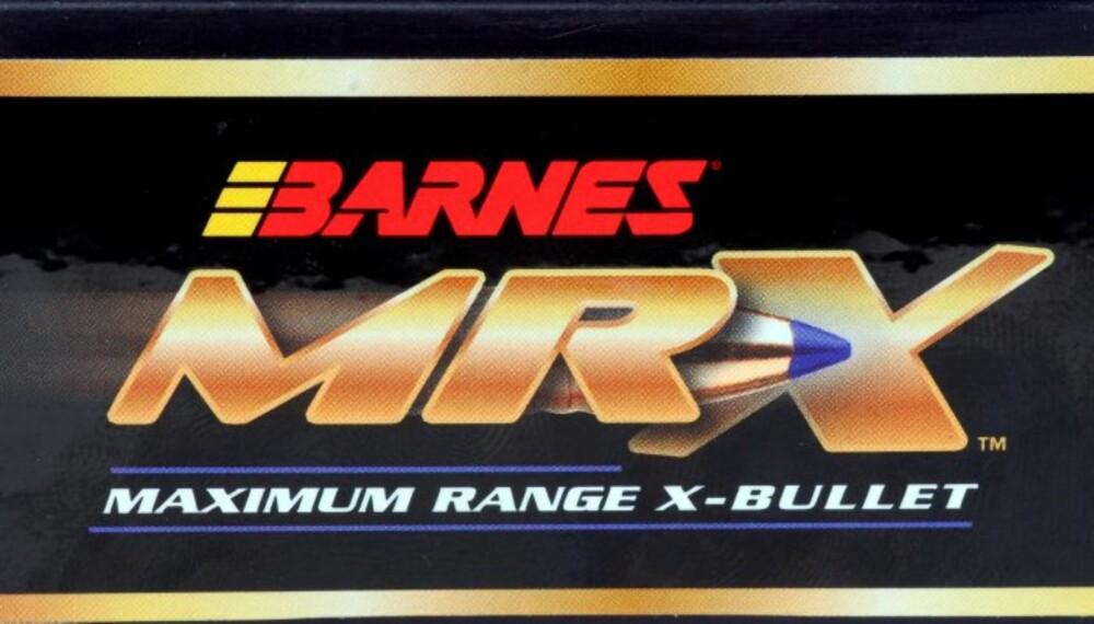 Barnes MRX