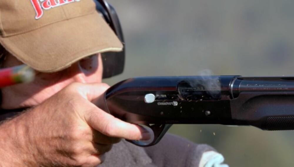 Dessverre er ikke rust på våpen til å unngå, hvis våpenet brukes til jakt i norsk vær. (Foto: Jørund Lien)
