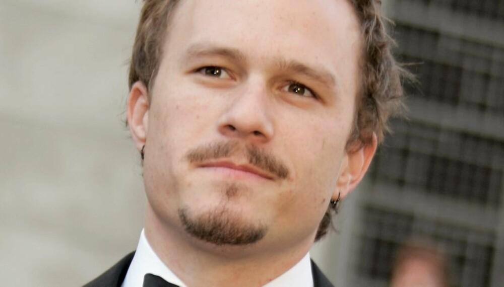 HVILER I FRED: Vi får trolig aldri vite detaljer rundt Heath Ledger dødsfall