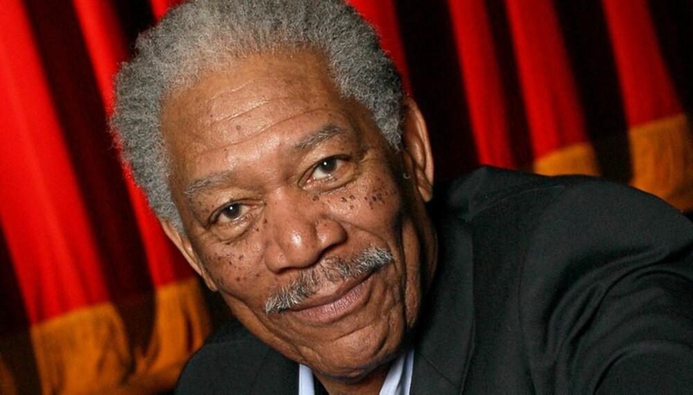 UTSKREVET: Morgan Freeman har blitt skrevet ut fra sykehuset hvor han ble operert etter bilulykken søndag kveld.