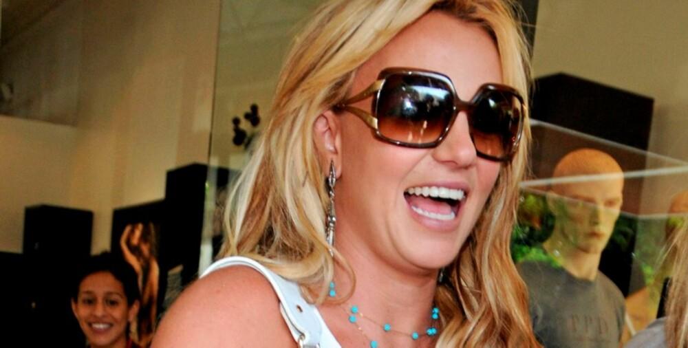 BESTE HITTIL: Britney øver på de nye sangen sine hver dag, og mener at det nye albumet hennes er det beste hun har laget hittil.