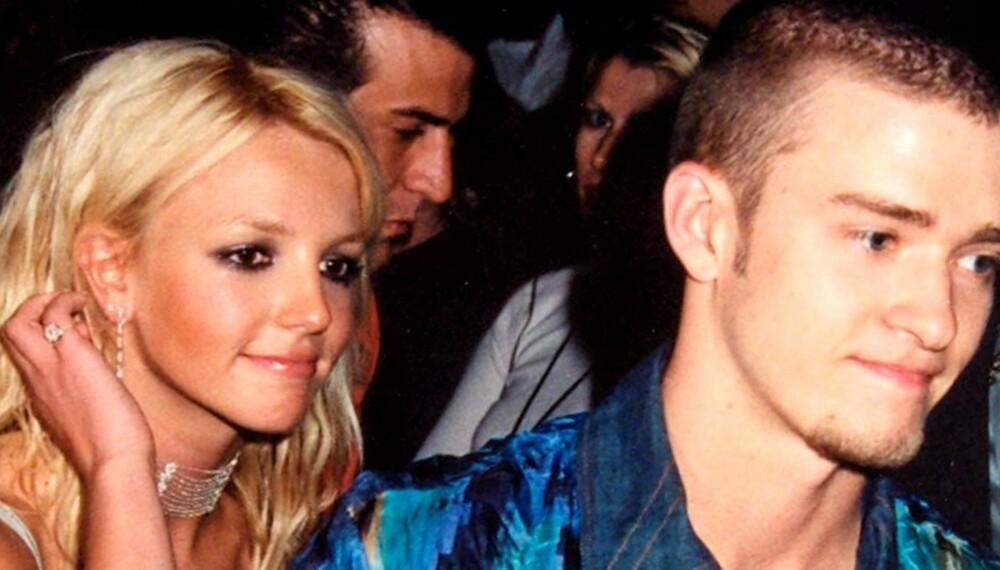 GJENFORENES: Britney og Justin gjenforenes etter seks år. Paret spiller inn en duett sammen, tiltenkt Britneys nye album.